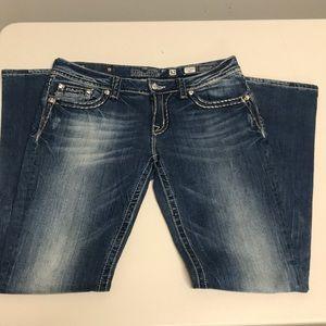 Miss me denim jeans-size 32